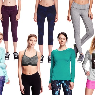 Stylish Workout Clothes On A Budget