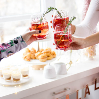 How To Throw The Ultimate Girls Holiday Brunch